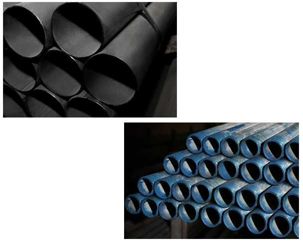 bi gi steel pipes