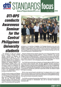 Standards Focus July August 2019 Issue thumb Page 1